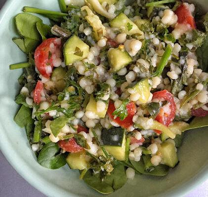 Classic Tabouleh Salad