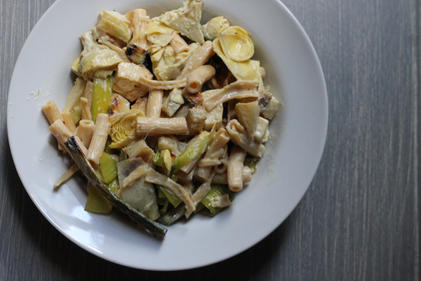 Gluten-Free Vegan Root Vegetable Pasta