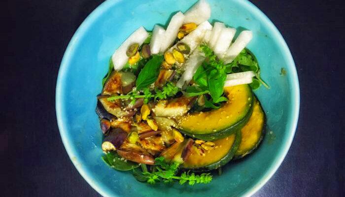 Japanese Summer Salad Bowl