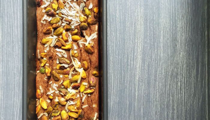Vegan Sugar-Free Cardamom Bread
