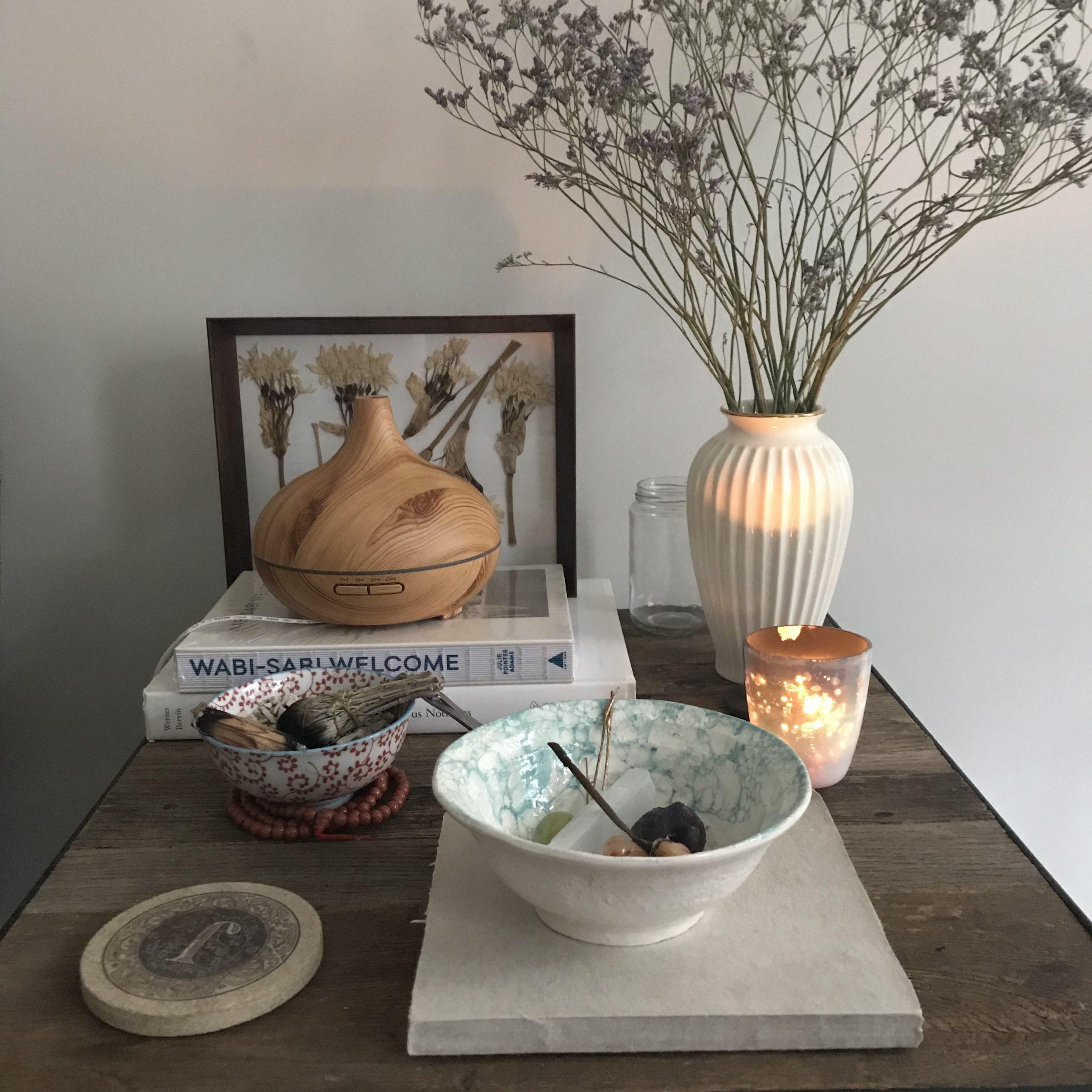 How to Create a Wellness Altar