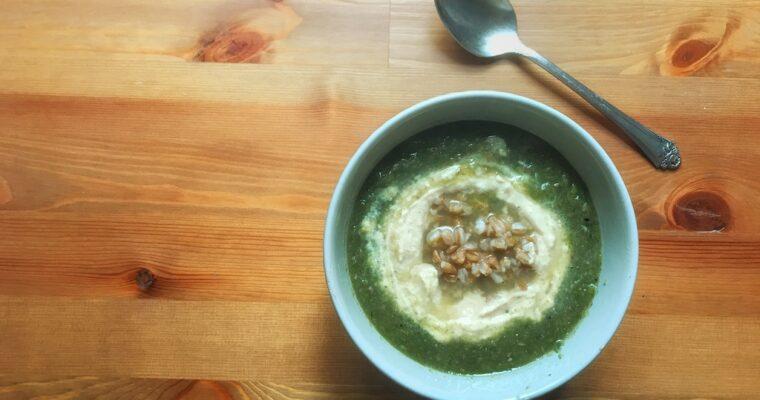Celery Daikon Soup