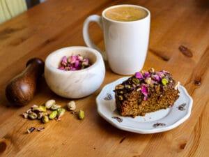 rose-coffee-cake-set 2